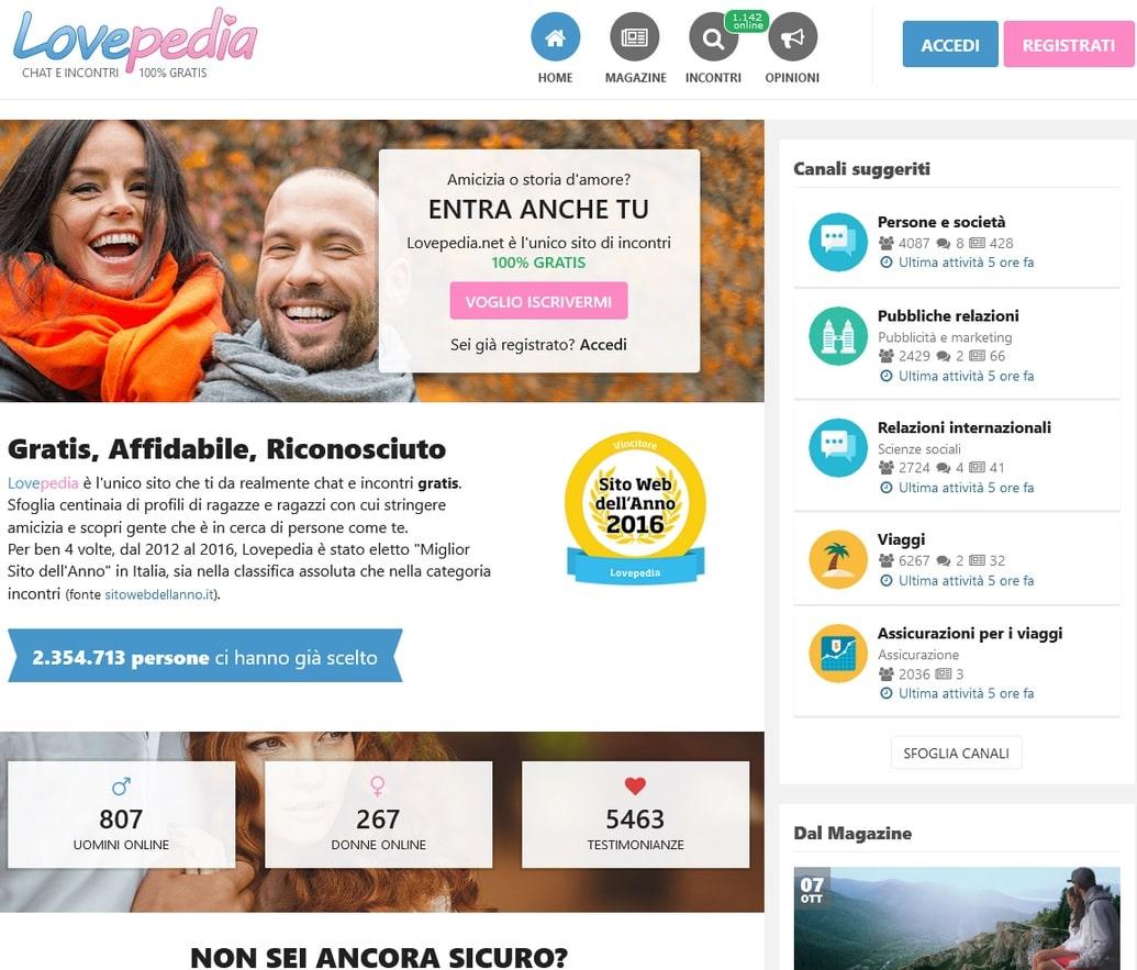 lovepedia.net